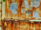 weathered messages