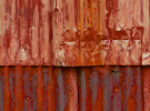 The beauty of corrosion