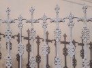 Wall fences
