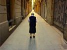 woman,iPhone