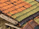 Traditional roof tile